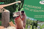 """""""In escursione... Con lo Scultore!"""" sul Sentiero del Silenzio a Gallio - 13 agosto 2020"""