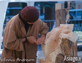 Concorso Internazionale di sculture in legno Città di Asiago