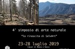4° SelvArt Contest-natural art Symposium July 23 to 28-2019 in Mezzaselva