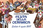 FESTA DELLA CERAMICA al Museo dei Cuchi di Cesuna - 4 e 5 agosto 2018