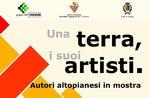 """Kunstausstellung """"ein Land, seine Künstler, Asiago-August 2 bis 20 ab 2017"""