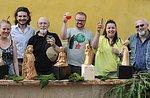 Presentazione Artisti ed esposizione SpritzArt 2015, Altopiano di Asiago