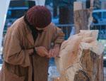 Concorso internazionale di scultori in legno ad Asiago