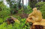 1° Contest SelvArt-hölzerne Skulptur Symposium in Mezzaselva, Plateau