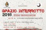 """""""FILO INTERROTTO"""" - Arte a 360° al Forte Interrotto - 18 agosto 2018"""