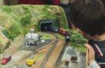 Il fascino dei trenini: laboratorio di modellismo ferroviario con plastico e modellini - 25 ottobre 2020
