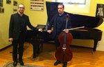 ArteMusica Kultur-Konzert für Violoncello und Klavier