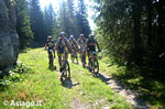 Tour in Mountain Bike