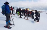 "Exkursion ""Kriegspfaden: Val Marie-Baldo-Cimone""-Asiago Guide, 19. März 2017"