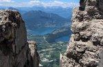 """Exkursion """"SPITZ VERLE: die Tiroler Grenze"""", ASIAGO GUIDE, 30. Juli 2016"""