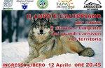 Tagung über die Rückkehr des Wolfes und Großraubwild auf dem Plateau, Asiago, 12. April 2017