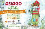 MÄRCHENHAFTE magische Wochenende 2018-ASIAGO widmet sich Kindern und die Welt der Märchen Geschichten-19. / 20. und 26. / 27. Mai 2018