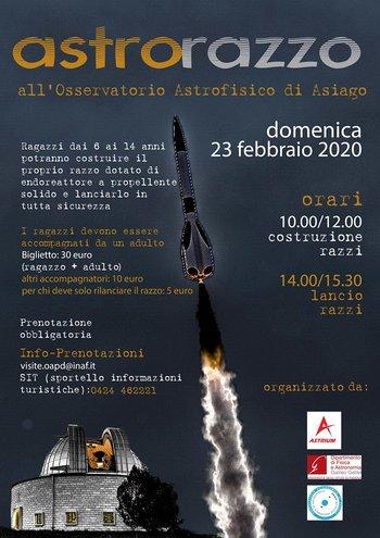 astrorazzo febbraio 2020