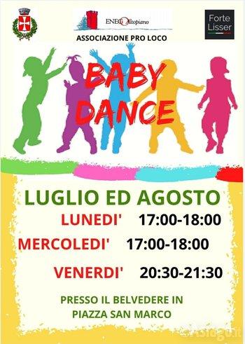 baby dance ad enego