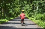 """""""Die zehn Regeln, dass jedes Kind, mit dem Fahrrad wissen muss"""" des Museums die Gefängnisse von Asiago-August 8, 2017"""
