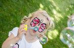Kinderschminken und kreative Werkstatt in Treschè Becken-18. juli 2018