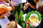 Kinder YOGA-FARM Cason der fragt sich, 02/08 Treschè Laver