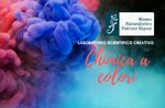 """""""Color"""" Chemie-Science-Lab im Naturhistorischen Museum von Asiago-5 März 2019"""