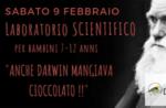 Darwins aßen auch Schokolade-Science-Lab im Naturhistorischen Museum von Asiago-9 Februar 2019