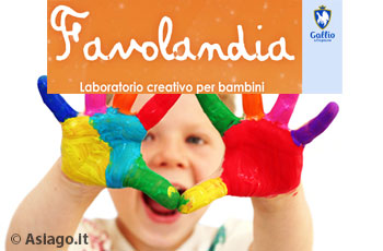 Gallio Evento per bambini Favolandia