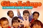 GiocAsiago Workshop für Kinder, Musik des Herzens, 23. Juli 2014 Asiago