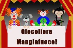 Giocolieri e mangiafuoco a Gallio