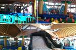 Gonfiabili per bambini al PalaCiclamino di Cesuna - Fino al 5 gennaio 2019