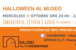 Halloween al Museo Naturalistico Patrizio Rigoni - 31 ottobre 2018