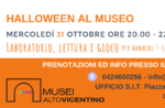 Halloween 31. Oktober 2018, Patrizio Rigoni-Naturmuseum