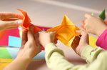 """Fantasylandia: der Origami-Elefant"", Kinder Workshop in Gallium-1, August 2017"