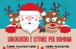 Workshops und Lesungen für Kinder im Dezember 2018 und 2019 Gallium-Januar