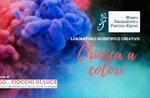 """Color"" Chemie-Science-Lab im Naturhistorischen Museum von Asiago-16 Februar 2019"