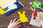 Kreativ-Workshop für Kinder zum naturwissenschaftlichen Museum von Asiago, 15. April 2017