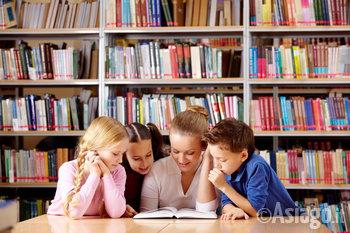 laboratorio di lettura e narrativa per bambini