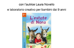 "Lesung des Kinderbuches ""THE ESTATE OF NORA"" in Asiago - 14. Dezember 2019"