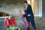 Serata per bambini con il Mago Lucas a Treschè Conca il 6 agosto 2014