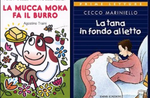 Liest für Kinder in der Biblioteca Civica di Asiago-17 April 2019
