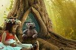 """Lettura animata e laboratorio creativo """"La piccola porta magica"""" al Prunno di Asiago - 30 luglio 2018"""