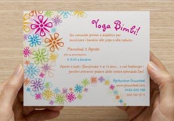 Yoga bimbi all 39 agriturismo gruuntaal di asiago 2 agosto 2017 for Spa ad asiago