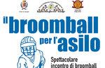 Broomball Spiel Wohltätigkeitsorganisationen in Asiago, Sonntag, 11. Dezember 2016