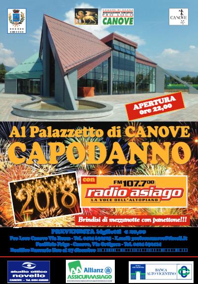 Capodanno 2018 a canove festa di fine anno sull for Hotel asiago capodanno