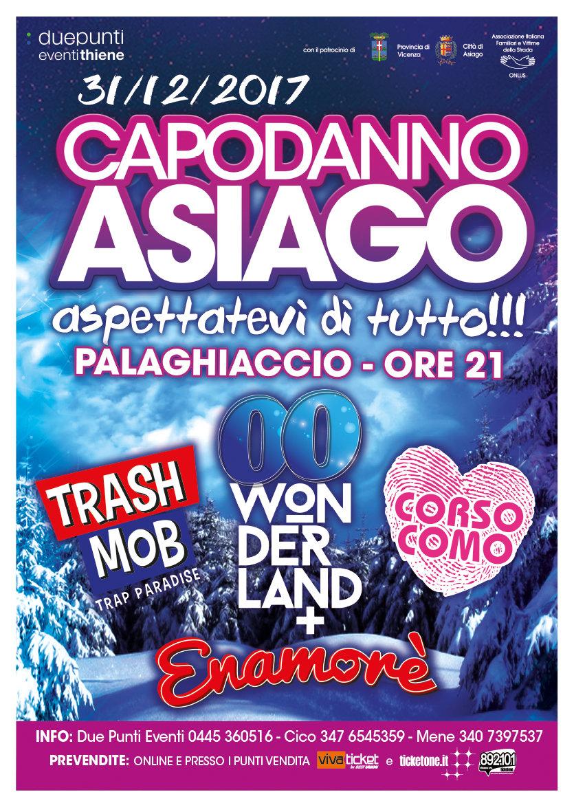 Capodanno ad asiago 2018 grande festa al palaghiaccio for Baite ad asiago