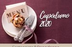 Capodanno 2020 - Cenone all