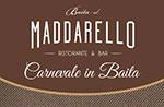 CARNEVALETTO Karneval im Restaurant auf der Maddarello Hütte, 5. Marz 2014