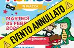Festa di Carnevale in piazza ad Asiago - Martedì 25 febbraio 2020