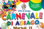 Festa di Carnevale in piazza ad Asiago - Martedì 13 febbraio 2018