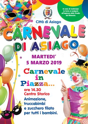 carnevale 2019 ad asiago
