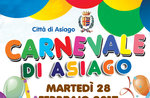Karneval in Asiago, Party auf dem Platz für Kinder, 28. Februar 2017