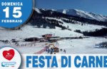 Schnee-Karneval, Val Ant, Sonntag 15 Februar, Asiago Hochebene
