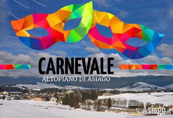 Carnevale 2017 sull'Altopiano di Asiago - Offerte ed eventi della tradizione